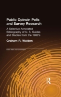Public Opinion Polls and Survey Research