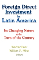 Foreign Direct Investment in Latin Ameri