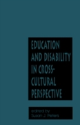 Education and Disability in Cross-Cultur