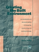 Creating the Built Environment
