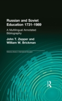 Russian and Soviet Education 1731-1989
