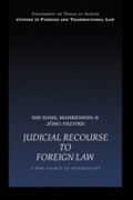 Judicial Recourse to Foreign Law