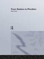 From Statism To Pluralism