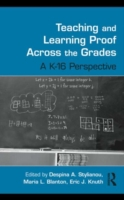 Teaching and Learning Proof Across the G
