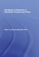 Handbook of Research in Education Financ