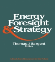 Energy, Foresight, and Strategy