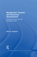 Backpacker Tourism and Economic Developm