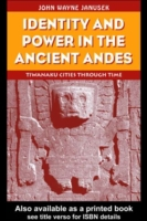 Identity and Power in the Ancient Andes