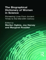 Biographical Dictionary of Women in Scie