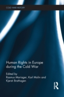 Human Rights in Europe during the Cold W