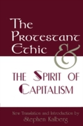 Protestant Ethic and the Spirit of Capit