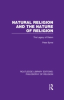 Natural Religion and the Nature of Relig