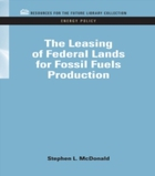 Leasing of Federal Lands for Fossil Fuel