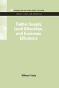 Timber Supply, Land Allocation, and Econ