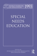 World Yearbook of Education 1993