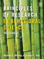 Principles of Research in Behavioral Sci