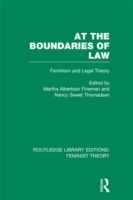 At the Boundaries of Law (RLE Feminist T