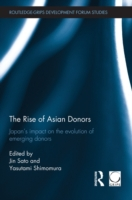 Rise of Asian Donors