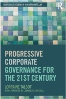 Progressive Corporate Governance for the