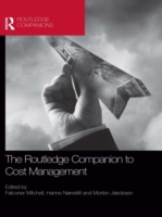 Routledge Companion to Cost Management