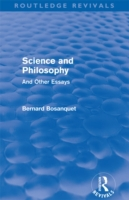 Science and Philosophy (Routledge Reviva