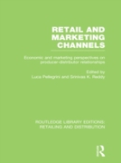 Retail and Marketing Channels (RLE Retai
