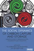 Social Dynamics of Carbon Capture and St
