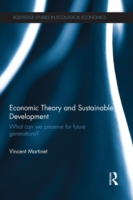 Economic Theory and Sustainable Developm