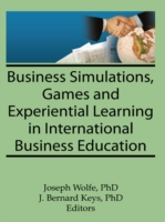 Business Simulations, Games, and Experie