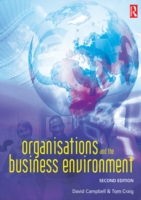 Organisations and the Business Environme