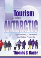 Tourism in the Antarctic