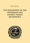 Philosophy of the Upanishads and Ancient