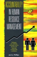 Accountability in Human Resource Managem