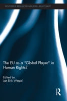 EU as a 'Global Player' in Human Rights?