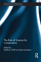 Role of Science for Conservation