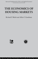Economics of Housing Markets