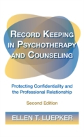 Record Keeping in Psychotherapy and Coun