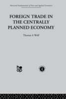 Foreign Trade in the Centrally Planned E