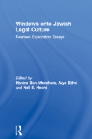 Windows onto Jewish Legal Culture