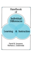 Handbook of Individual Differences, Lear