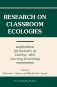 Research on Classroom Ecologies