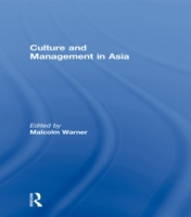 Culture and Management in Asia