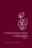 Longitudinal Studies of Creativity