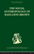 Social Anthropology of Radcliffe-Brown