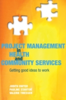 Project Management in Health and Communi