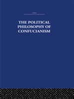 Political Philosophy of Confucianism