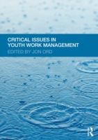 Critical Issues in Youth Work Management
