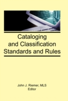 Cataloging and Classification Standards