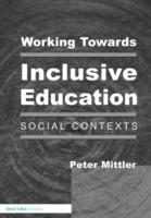 Working Towards Inclusive Education