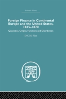 Foreign Finance in Continental Europe an
